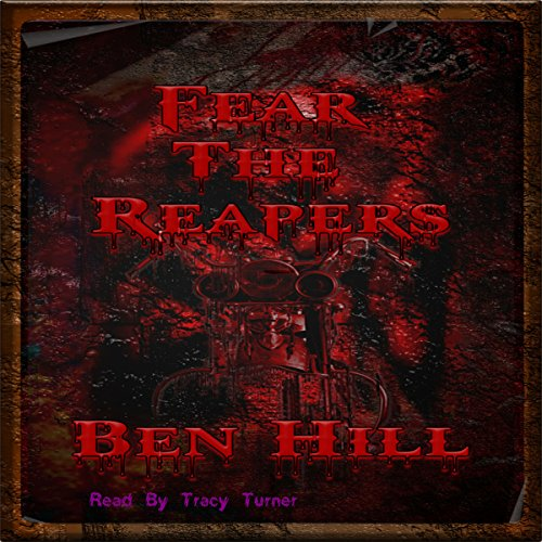 Fear the Reapers audiobook cover art