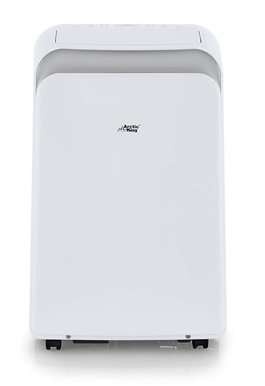 Arctic King 12,000Btu Remote Control Portable Air Conditioner, White (Renewed)