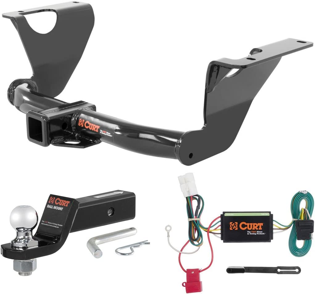 CURT Class 3 Trailer Hitch Tow Ball for Branded goods with Package 2014-201 excellence 2
