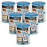 Intex Pure Spa - Juego de 12 cartuchos (6 paquetes de 2 filtros)