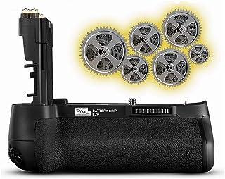 Pixel Grip Vertax E20 batería para Canon EOS 5D Mark IV cámara DSLR(Reemplazo de Canon BG-E20)