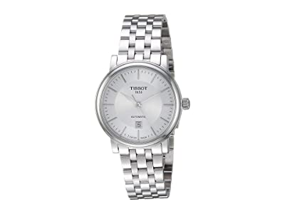 Tissot T-Classic Carson Premium Automatic Lady T1222071103100 (Silver) Watches