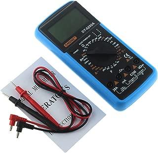 DT-9205A LCD Multímetro digital Medidor de mano eléctrico de CA AC DC Tester