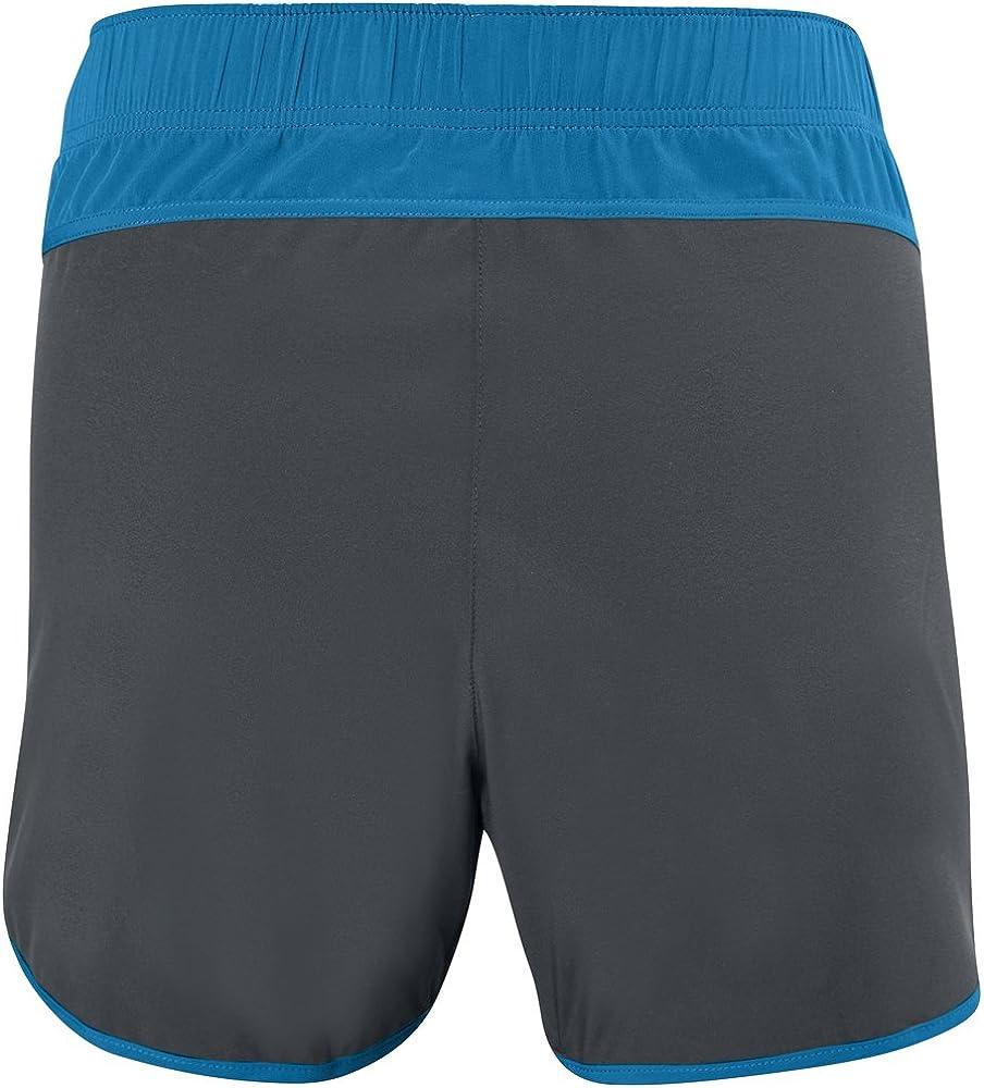 Mizuno Atlanta Cover Up Volleyball Shorts Charcoal/Diva Blue