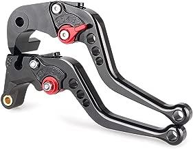 GZYF Short Brake Clutch Levers For MOTO GUZZI V7 Racer 2011 2012 2013 2014 2015 CNC