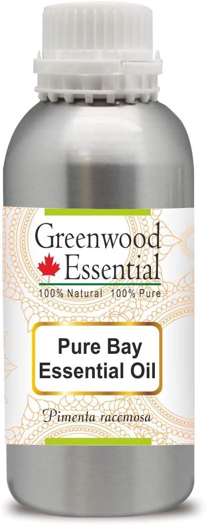 Greenwood Essential Pure Bay Essential Oil (Pimenta racemosa) 10