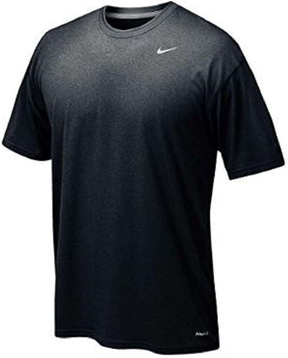 Nike Youth Legend Short Sleeve Tee (YM, Black)