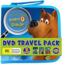 Scooby Doo Live Action Travel Pack (DVD)