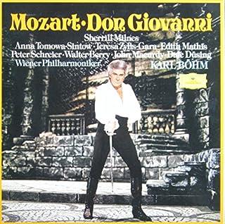 scheda mozart: don giovanni [vinyl schallplatte] [3 lp box-set]