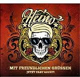 Heino: Mit Freundlichen Grüßen - Jetzt Erst Recht! (Audio CD (Standard Version))