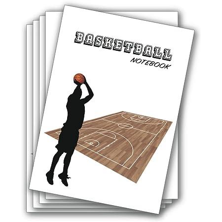 ドリームエイド バスケットボールノート B5 5冊セット