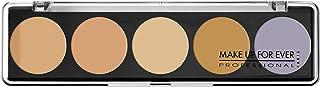 MAKE UP FOR EVER - 5 Concealer Camouflage Palette #3 (Olive skin)