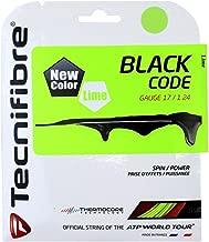 Tecnifibre Black Code Tennis String Lime ()