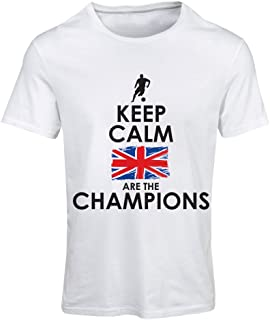 N4507F T Shirts for Women North Irish are The Champions !