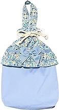 (ムーノンノン) MOONONNON子供服 女の子 バッグ その他 通園通学 普段使い 上履き シューズ入れ バッグ 花柄リボンつき 巾着タイプ