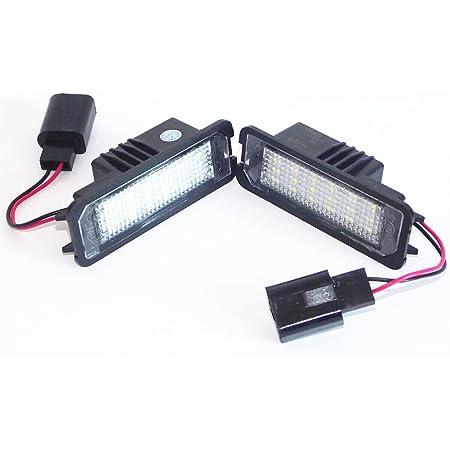 DoLED D30 LED Kennzeichenbeleuchtung mit E-Pr/üfzeichen