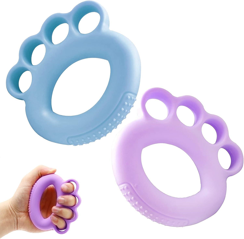 5 ☆ very popular Finger Time sale Exerciser Hand Strengthener Grip Strength Trainer Set