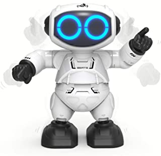 Ycoo 88587 Robo Beats YCOO-88587-Robo Robot-Sound and Light Effects-Touch The Head and he Starts to Dance-Children's Toy R...