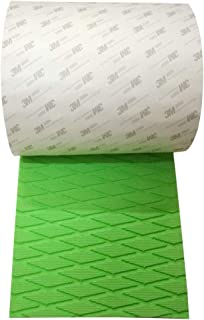 Foammaker Universal 34in x 10in DIY Traction Non-Slip Grip Mat Pad, Versatile & Trimmable Sheet of EVA for SUP, Boat Decks, Kayaks, Surfboards, Standup Paddle Boards, Skimboards & More (Green)
