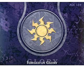 Magic: The Gathering (MTG)- Journey into Nyx Prerelease Pack - White - Forged in Glory