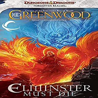 Elminster Must Die cover art