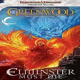 Elminster Must Die cover art