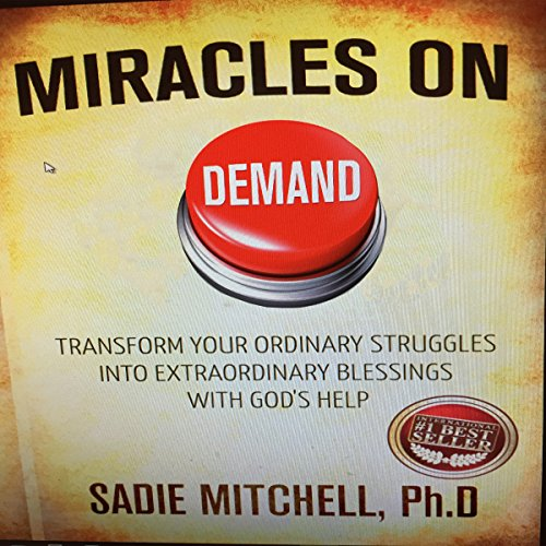 Miracles on Demand audiobook cover art