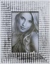 Porta Retrato Ágata Patina Para Foto no Tamanho 10X15cm Kapos Branco