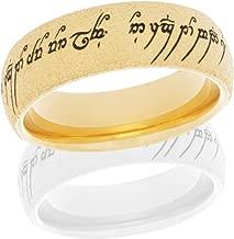 elvish wedding ring inscriptions