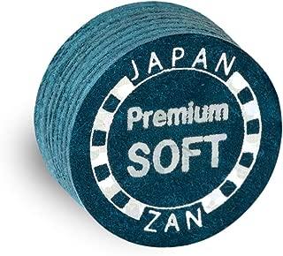 Zan Premium Soft Pool Billiard CUE TIP - 1 pc - 9 Layers