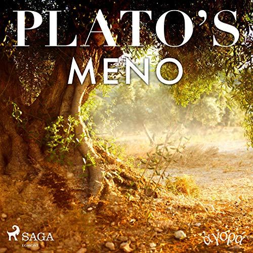Plato's Meno cover art