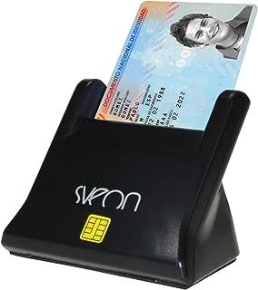comprar comparacion Sveon SCT022 - Lector de DNI electrónico