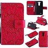 Pour les cas de protection de téléphone cellulaire Pour le cas de LG G3 Vigor / G3 Mini / G3 Beat / G3s D725 D722, étui de...