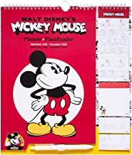 Disney Wall Planner 2019-2020, Academic Year Hanging Wall Organizer, Month to View, Planning Calendar for Office, Home, etc. 16 Months (September 2019 Through December 2020) 11.8 x 13.4 in