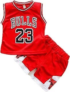 Michael Jordan, Camiseta de Baloncesto Infantil, toros, Camiseta Deportiva, Chaleco Transpirable de Secado rápido