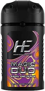 HE Magic Duo Angel and Demon Premium Perfume Spray, 100 ml