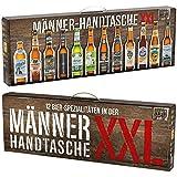 Beer Tasting Box, Geschenk-Idee, Papa, Männer, Bier-Spezialitäten von Privatbrauereien, mit...