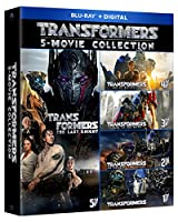 Transformers: the Last Knight - 5 Movie Collection [Blu-ray] [Import]