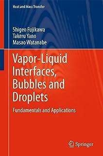 Vapor-Liquid Interfaces, Bubbles and Droplets: Fundamentals and Applications
