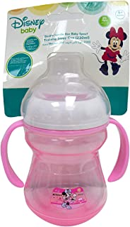 Disney - Baby Spout Cup with handle 12 Months+, 250ml, Minnie Mouse