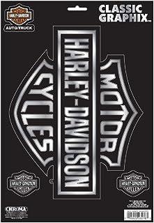 Harley Davidson Aufkleberset Bar & Shield Classic Emblem