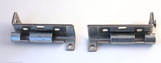 Wayne Dalton Garage Door Bottom Bracket Roller Holders with Fasteners - Hinge #: Pair of Bracket