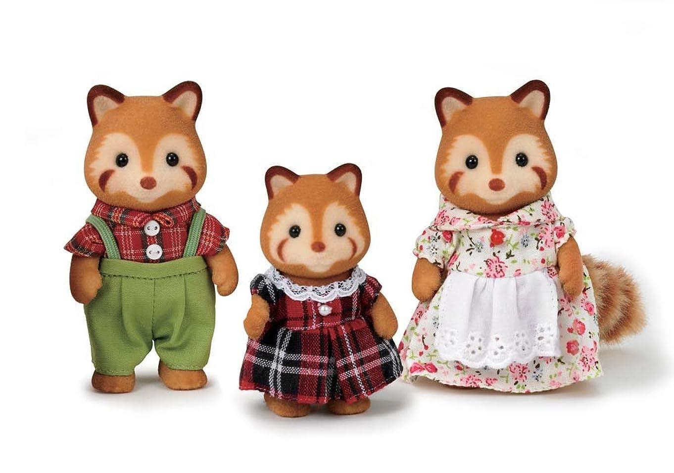 Calico Critters Red Panda Family u94172716