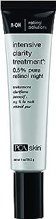 PCA SKIN Intensive Clarity Treatment: 0.5% pure retinol night, Nighttime Treatment for Aging & Acne Prone Skin, 1 fluid ounce