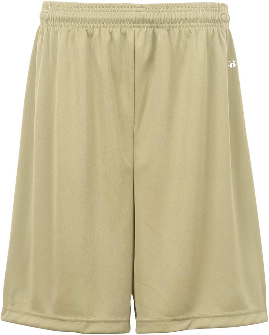 Vegas Gold Youth Large (Blank) Athletic Wicking Sports Shorts