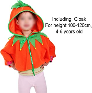 Costume Pumpkin COutfits Toddler Halloween Dress Cute Clothing Set