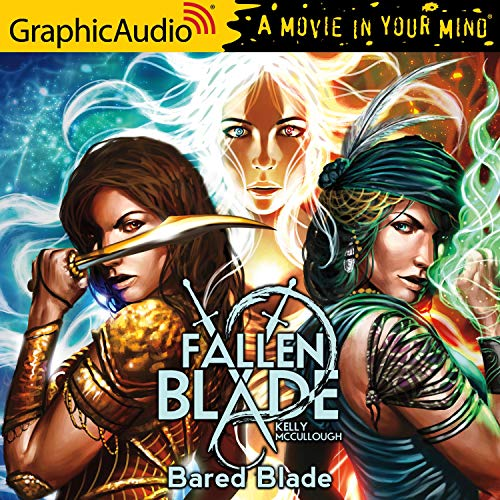 Bared Blade (Dramatized Adaptation) cover art
