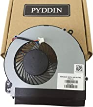 PYDDIN New Laptop CPU Cooling Fan Cooler Replacement Fan for HP Notebook 17-BS 17-AK 17-X 17-Y 17-BS061st 17-AK061NR 17-X051NR TPN-M121 Series P/N: 926724-001 856681-001 856682-001