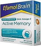 Efamol Efalex Active Memory - Capsules by Efamol