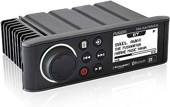 Fusion MS-RA70NSX NMEA 2000 SiriusXM-Ready Marine Entertainment System